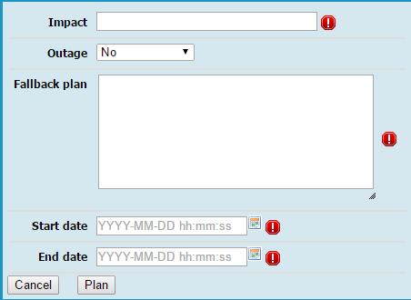 【专题】一步一步实施itop项目之用户手册(变更管理)